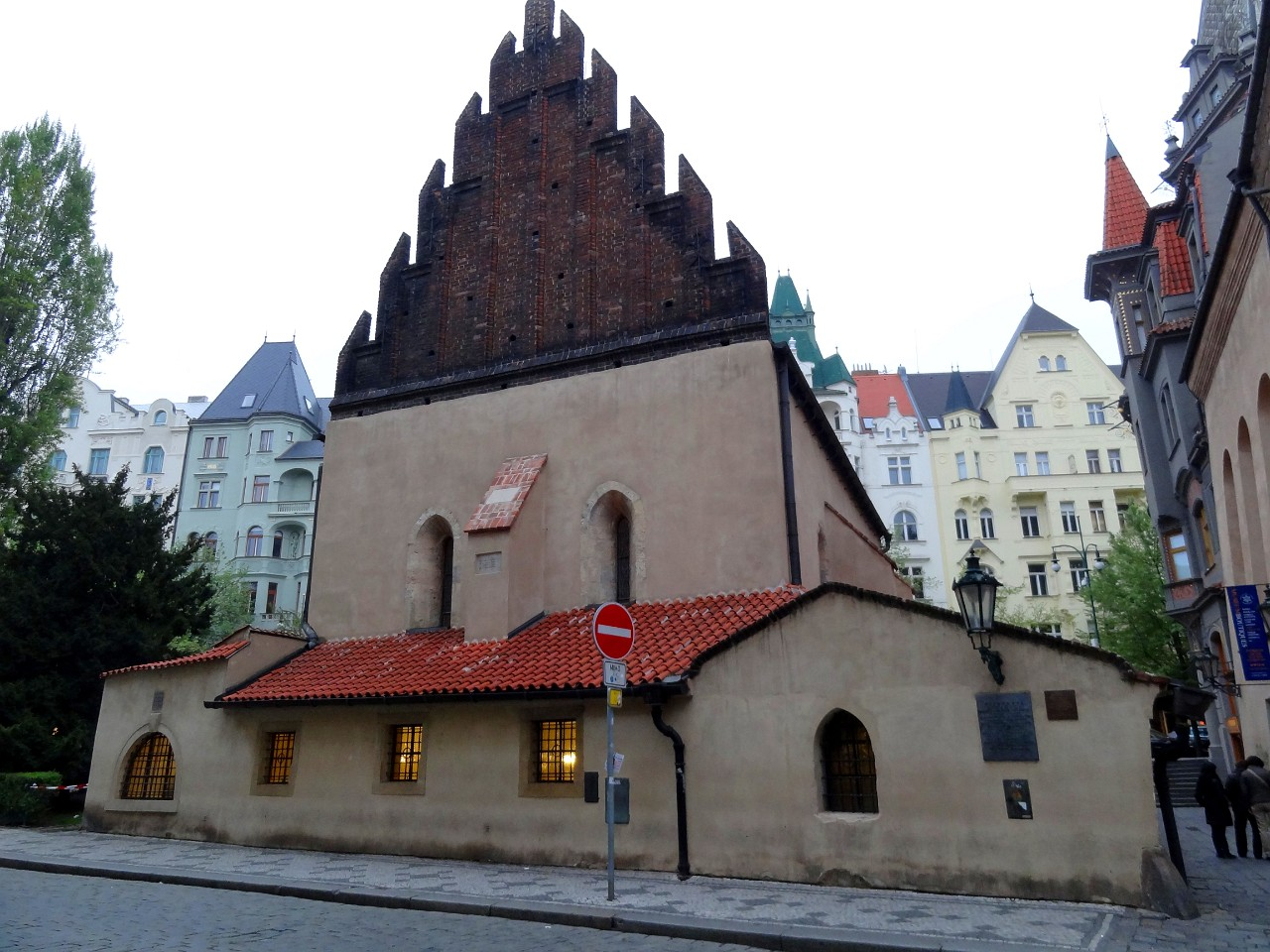 Old New Synagogue