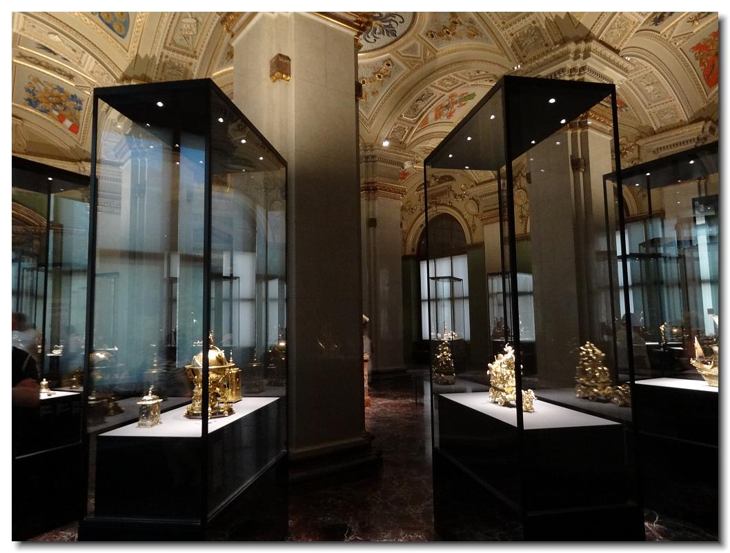 Kunstkammer rooms of treasures