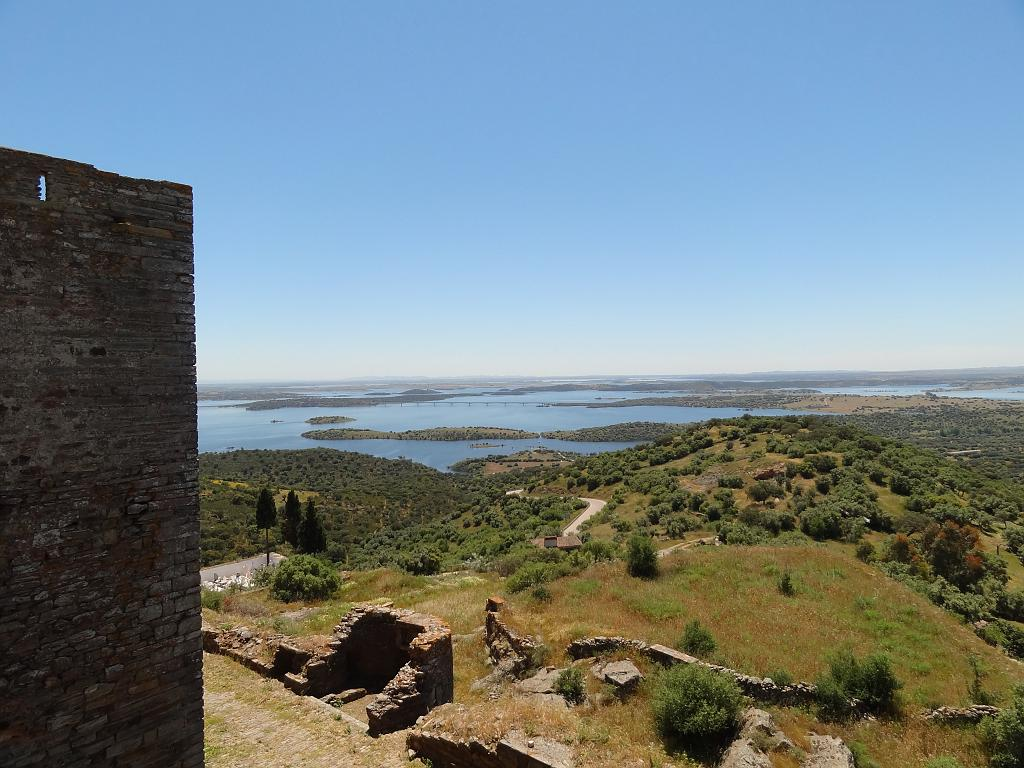 View from Monsaraz walls