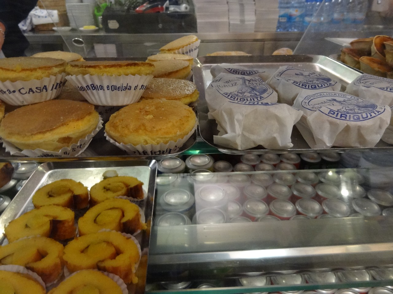 Sintra pastries