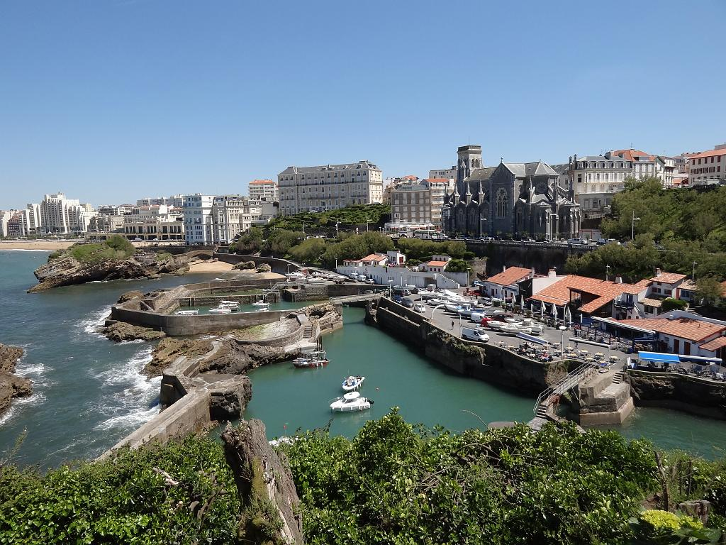 Biarritz Old Port