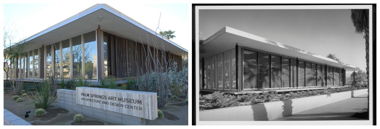 Palm Springs Architecture and Design Center