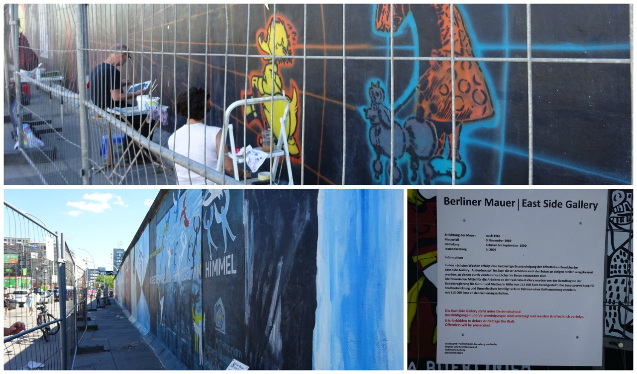 East Side Gallery Preservation