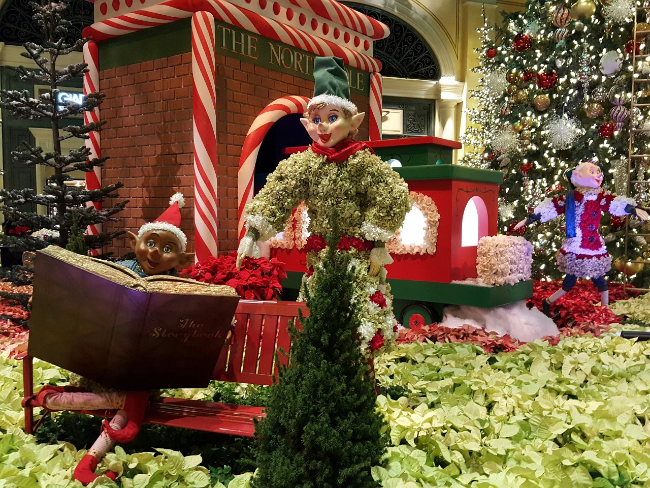 Bellagio elves