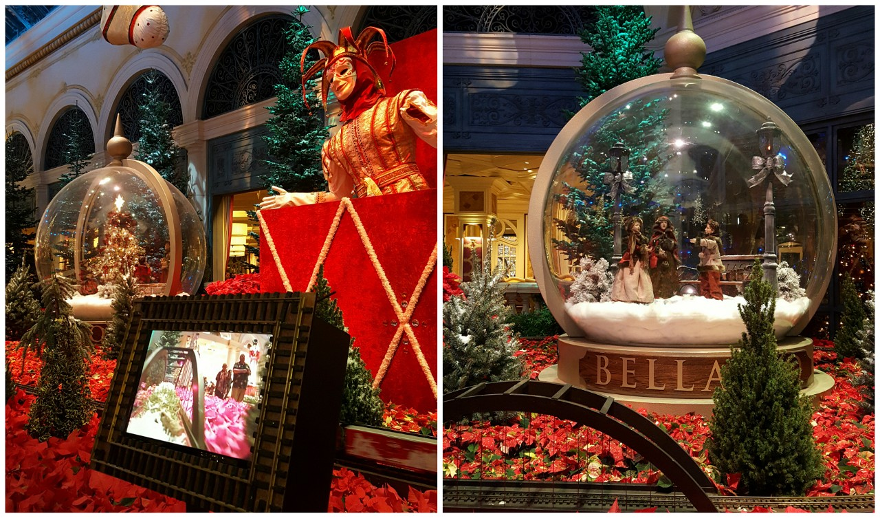 bellagio snow globe