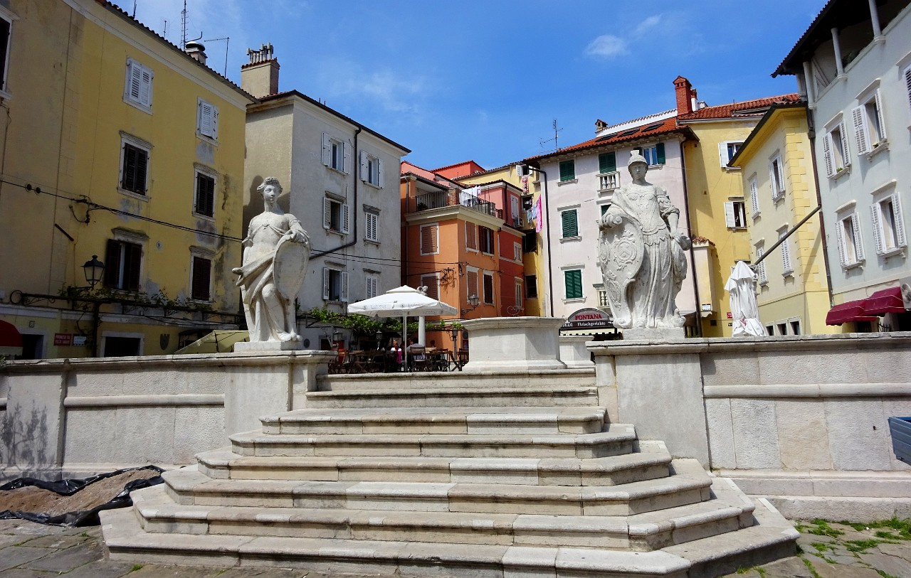 Piran May 1 Square