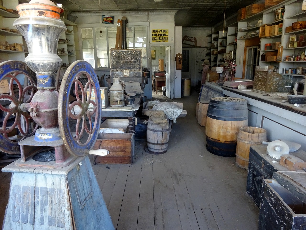 Boone Store in Bodie