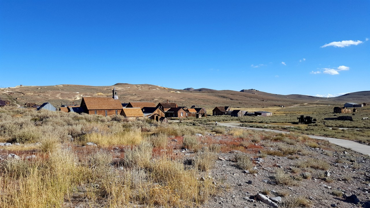 First view of Bodie