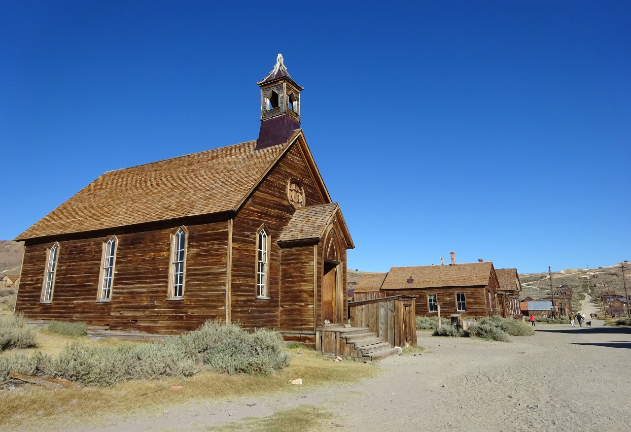 Methodist Church in Bodie