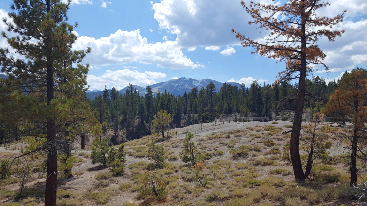 Inyo Craters viewpoints