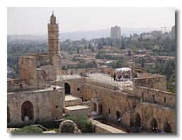Tower of David the Citadel