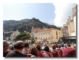 Amalfi Open Bus