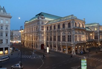 6 Nights in Beautiful Vienna