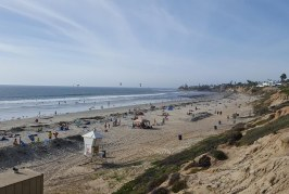 Biking From Mission Beach to La Jolla